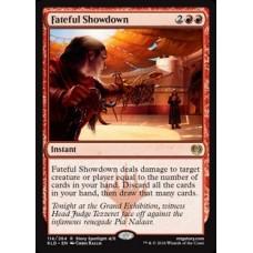 Fateful Showdown (Kaladesh)