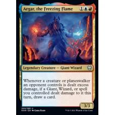 Aegar, the Freezing Flame v1 (Kaldheim)