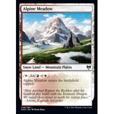 Alpine Meadow (Kaldheim)