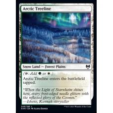 Arctic Treeline (Kaldheim)