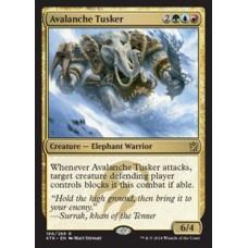 Avalanche Tusker (Khans of Tarkir)