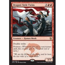 Dragon-Style Twins (Khans of Tarkir)
