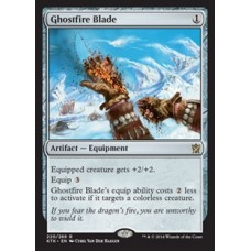 Ghostfire Blade (Khans of Tarkir)