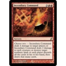 Incendiary Command (Lorwyn)