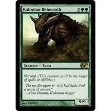 Kalonian Behemoth (Magic 2010 Core Set)