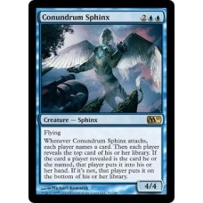 Conundrum Sphinx (Magic 2011 Core Set)