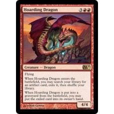 Hoarding Dragon (Magic 2011 Core Set)