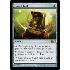 Jinxed Idol (Magic 2011 Core Set)