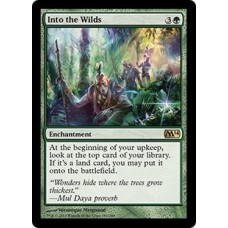 Into the Wilds (Magic 2014 Core Set)