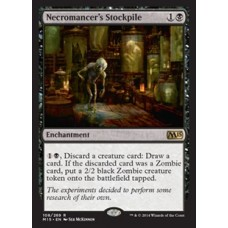 Necromancer's Stockpile (Magic 2015 Core Set)