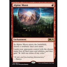 Alpine Moon (Magic 2019 Core Set)