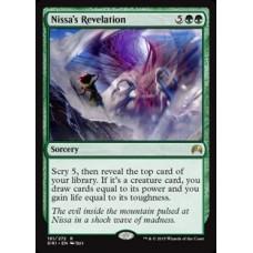 Nissa's Revelation (Magic Origins)