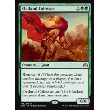 Outland Colossus (Magic Origins)