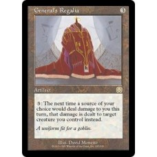 General's Regalia (Mercadian Masques)
