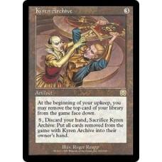 Kyren Archive (Mercadian Masques)