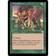 Megatherium (Mercadian Masques)