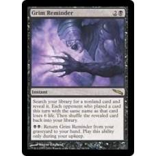 Grim Reminder (Mirrodin)