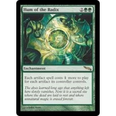 Hum of the Radix (Mirrodin)