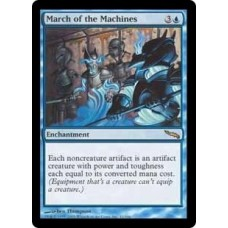 March of the Machines (Mirrodin)