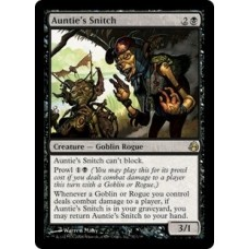 Auntie's Snitch (Morningtide)