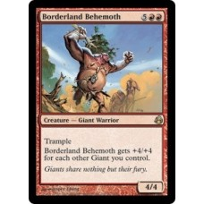 Borderland Behemoth (Morningtide)