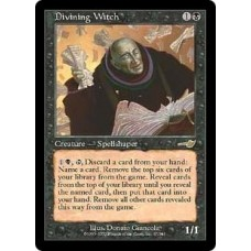 Divining Witch (Nemesis)