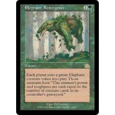 Elephant Resurgence (Prophecy)