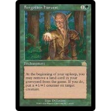 Forgotten Harvest (Prophecy)