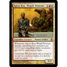Agrus Kos, Wojek Veteran (Ravnica City of Guilds)