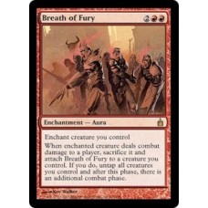 Breath of Fury (Ravnica City of Guilds)