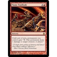 Flame Fusillade (Ravnica City of Guilds)