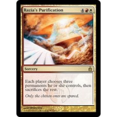 Razia's Purification (Ravnica City of Guilds)