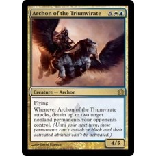 Archon of the Triumvirate (Return to Ravnica)