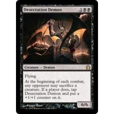 Desecration Demon (Return to Ravnica)