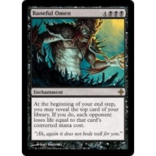 Baneful Omen (Rise of the Eldrazi)