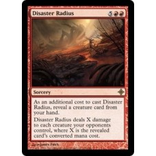 Disaster Radius (Rise of the Eldrazi)