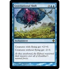 Gravitational Shift (Rise of the Eldrazi)