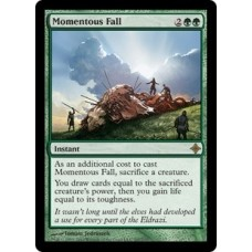 Momentous Fall (Rise of the Eldrazi)