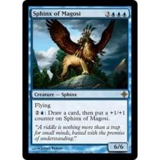 Sphinx of Magosi (Rise of the Eldrazi)