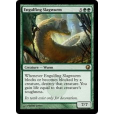 Engulfing Slagwurm (Scars of Mirrodin)