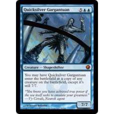 Quicksilver Gargantuan (Scars of Mirrodin)