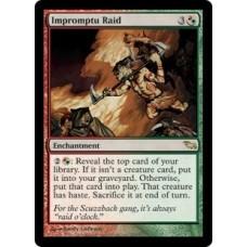Impromptu Raid (Shadowmoor)
