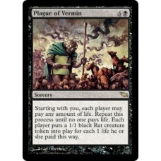 Plague of Vermin (Shadowmoor)