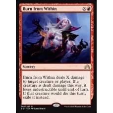 Burn from Within (Shadows over Innistrad)