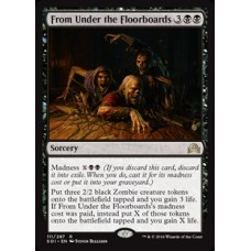 From Under the Floorboards (Shadows over Innistrad)