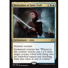 Invocation of Saint Traft (Shadows over Innistrad)