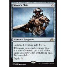 Slayer's Plate (Shadows over Innistrad)