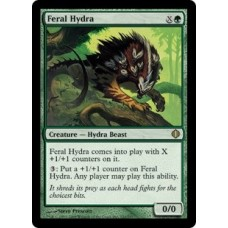Feral Hydra (Shards of Alara)