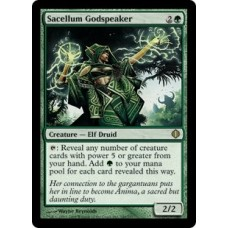 Sacellum Godspeaker (Shards of Alara)