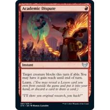 Academic Dispute (Strixhaven School of Mages)